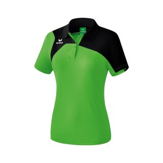 Erima Club 1900 2.0 Polo Damen green/schwarz