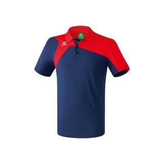 Erima Club 1900 2.0 Polo new navy/rot