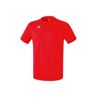 Erima Funktions Teamsport T-Shirt rot