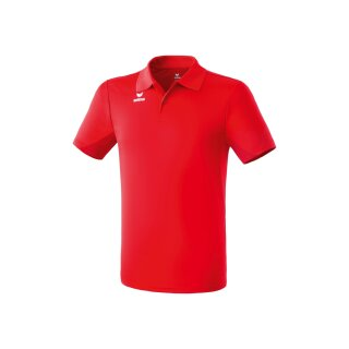 Erima Funktions Poloshirt rot