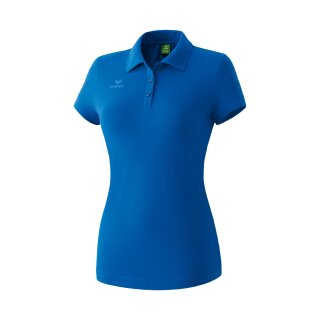 Erima Teamsport Poloshirt Damen new royal