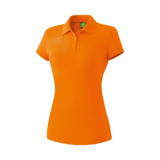 Erima Teamsport Poloshirt Damen orange