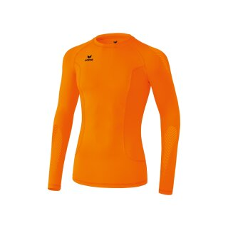Erima Elemental Longsleeve orange