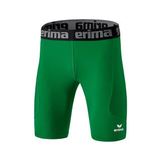 Erima Elemental Tight kurz smaragd