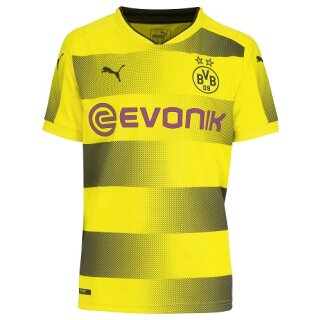 Borussia Dortmund Kids Home Replica Shirt 2017/18