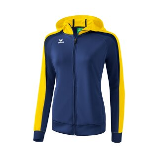 Erima Liga 2.0 Trainingsjacke mit Kapuze Damen new...