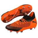 Puma FUTURE 2.1 NETFIT Mx SG Puma Black-Shocking Orange 11