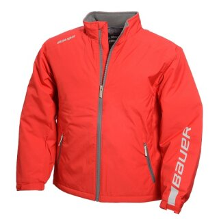 Bauer Winter Jacket rot SR