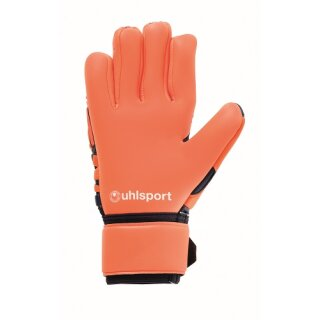 Uhlsport Torwarthandschuh NEXT LEVEL Absolutgrip HN marine/fluo rot