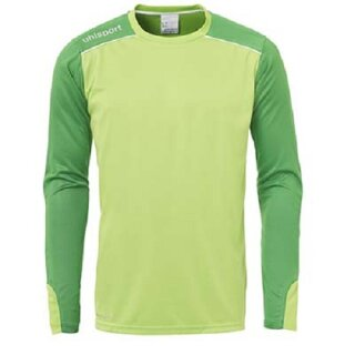 Uhlsport Tower GK Shirt LS Größe L power green/white