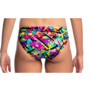 Funkita Ladies Sports Brief Spray On