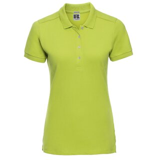 Russell Athletic Damen Stretch Poloshirt