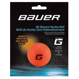 Bauer HydroG Ball warm orange