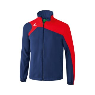 Erima Club 1900 2.0 Präsentationsjacke new navy/rot