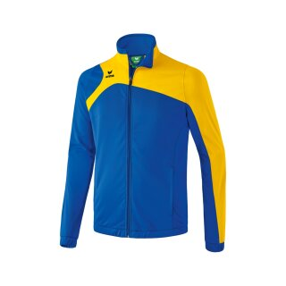 Erima Club 1900 2.0 Polyesterjacke new royal/gelb
